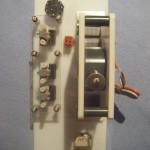 B747 Landing gear lever 002